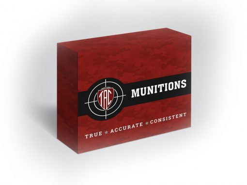 Tac Munitions – Product Packaging