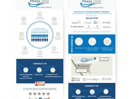 Prava Dental – Infographic