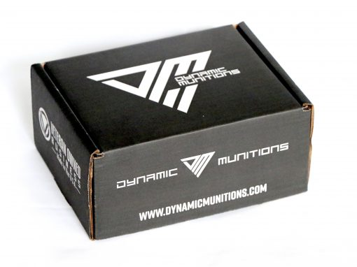 Dynamic Munitions – Product Packaging