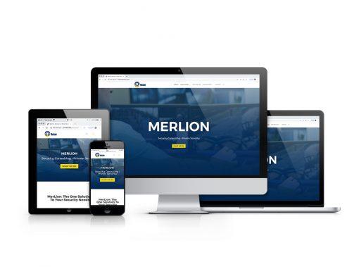 Merlion Advisory – Website