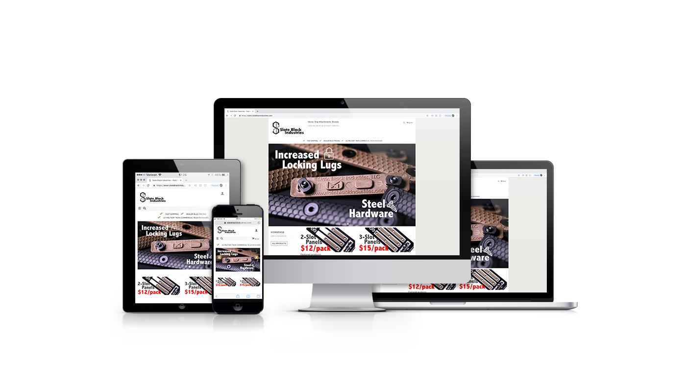 SBI – E-Commerce Website